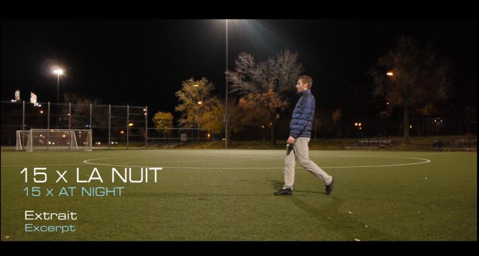 15 X La Nuit
