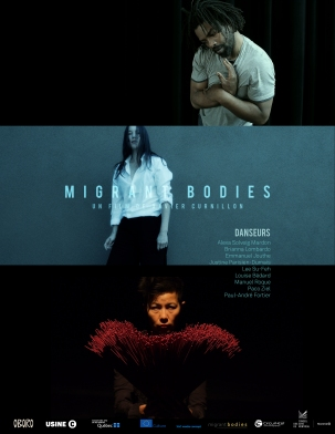Affiche du Film Migrant Bodies