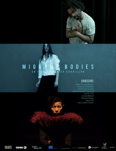 Affiche du Film Migrant Bodies